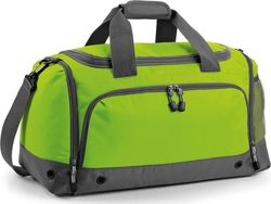 Bagbase Athleisure Holdall Lime Green