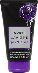 Avril Lavigne Forbidden Rose Body Lotion 150ml