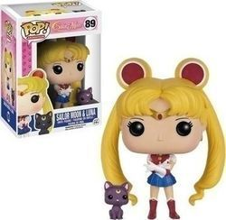 Pop! Animation Sailor Moon & Luna 89