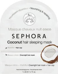 Sephora Collection Coconut Hair Sleeping Mask 30ml