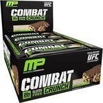 Musclepharm Combat Crunch Bars 12 x 63gr Chocolate Brownie