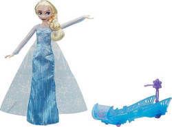 f65738dde6 Hasbro Disney Frozen Sledding Adventures Elsa