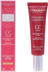 L'Occitane Pivoine Sublime CC Cream Medium 30ml