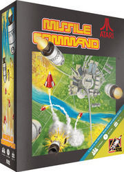 IDW Games Atari's Missile Command