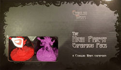 Petersen Games Cthulhu Wars High Priest Expansion