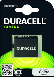 Duracell Replacement Battery for GoPro Hero 4