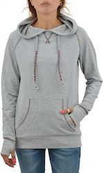 SUBLEVEL WOMANS HOODIE (D1120M00935A-23200)