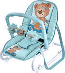Lorelli Bertoni Top Relax - Green Cute Bear