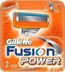 Gillette Fusion Power 2 Replacement Blades 2τμχ