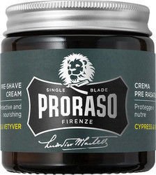 Proraso Pre Shave Cream Cypress Vetyver 100ml