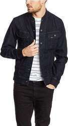 LEE JACKET JEAN BLACK (L88DAAEC)