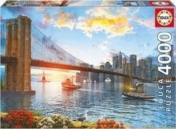 Brooklyn Bridge 4000pcs (16782) Educa