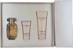 Elie Saab Le Parfum Eau de Toilette 50ml ,Shower Cream 30ml & Body Lotion 75ml