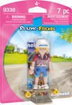 Playmobil Playmo-Friends: Skateboarder