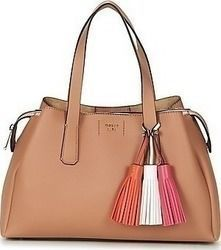Guess Trudy Girlfriend Satchel VG6954060 Tan
