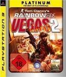 Tom Clancy's Rainbow Six Vegas 2 (Platinum) PS3