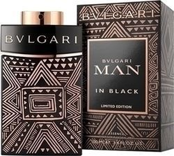 Bvlgari Man In Black Limited Edition Eau de Parfum 100ml