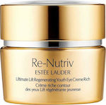 Estee Lauder Re-Nutriv Ultimate Lift Regenerating Youth Eye Cream Rich 15ml