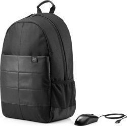 HP Classic Backpack and Mouse 15.6""