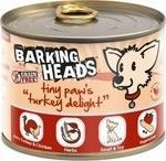 Barking Heads Tiny Paws Delight Γαλοπούλα - 200g