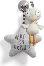 Mamas & Papas Babyplay Mini Bird Baby on Board
