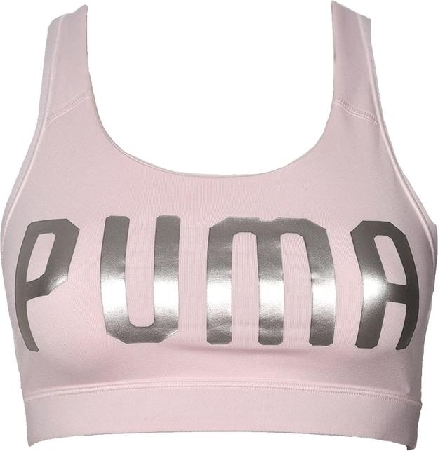264e6c962de Puma PWRSHAPE Forever Logo Bra Top 515991-22
