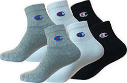 Champion 3PP Short Crew Socks 804078-WW006