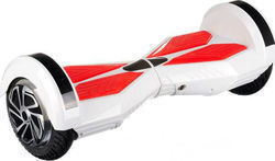 Rooder Lamborghini White & Red 8''