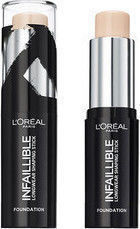 L'Oreal Paris Longwear Shaping Stick Foundation 120 Vanille Rose