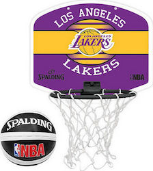 Spalding NBA Miniboard La Lakers 77-656Ζ1