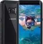 Redpepper Shockproof/Waterproof Μαύρο (Galaxy Note 8)