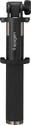 Spigen S530W Selfie Stick με Bluetooth Μαύρο