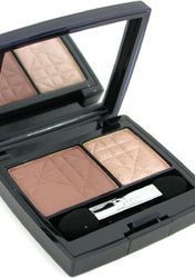 Dior 2 Couleurs Matte Shiny Duo Eyeshadow 565 Nude Look