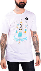 HURLEY T-SHIRT HULIGHTENMENT AA1759-100 AA1759