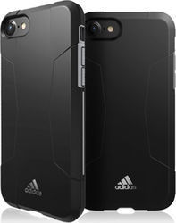 Adidas Solo Back Cover Μαύρο/Γκρι (iPhone 8/7)