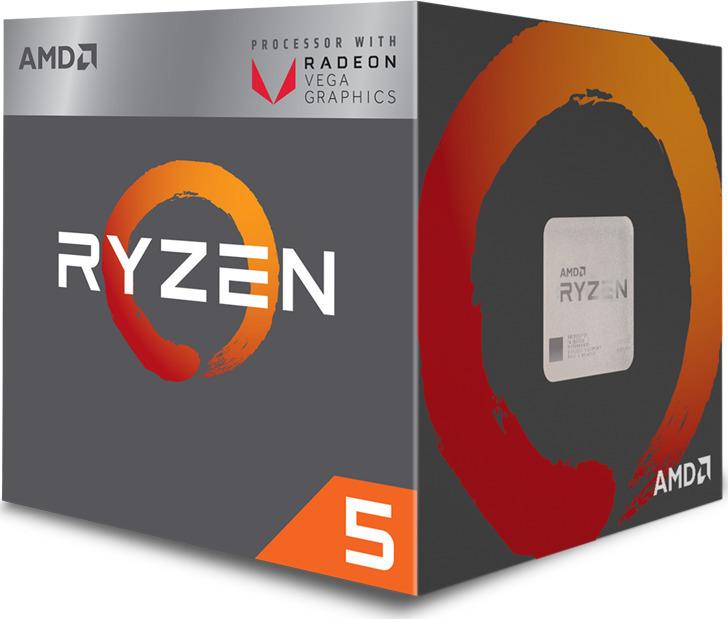 AMD Ryzen 5 2400G Box