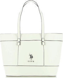 U.S. Polo Assn. BAG010-01 White