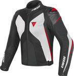 Dainese Super Rider D-Dry White/Black/Red