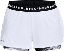 Under Armour HeatGear 2-In-1 Printed Shorts 1320598-101