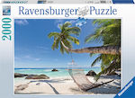 Hammock On The Beach 2000pcs (16699) Ravensburger