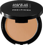 Make Up For Ever Pro Finish Fond de Teint Poudre Multi Usage 127 Golden Sand 10.5ml