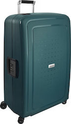 09d3d4239ce Samsonite S'Cure DLX Spinner 59237-1542 Large Metallic Green