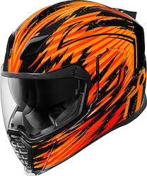 Icon Airflite Fayder Orange