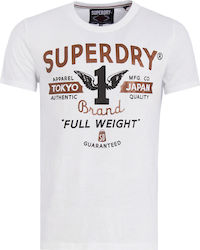 Superdry Full Weight White