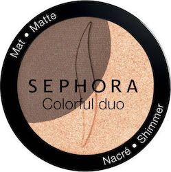 Sephora Collection Colorful Duo Fards A Paupieres 23 Nothing To Loose