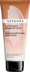 Sephora Collection Gradual Self-Tanning Body Lotion 200ml