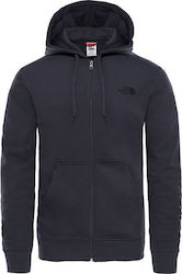 The North Face Logo Zip Hoodie T0CΕP70C5