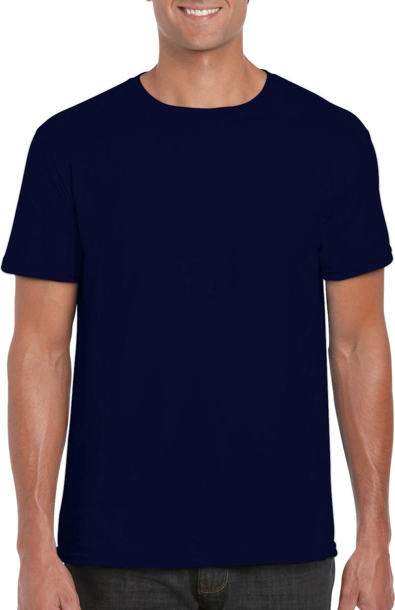Gildan Softstyle 64000 Navy - Skroutz.gr 162b76e39d9