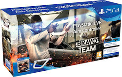 Sony Bravo Team VR with Aim Controller Bundle