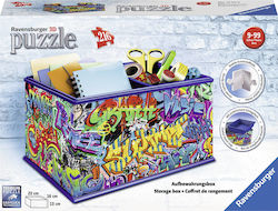 Graffiti Storage Box 3D Puzzle 216pcs (12111) Ravensburger
